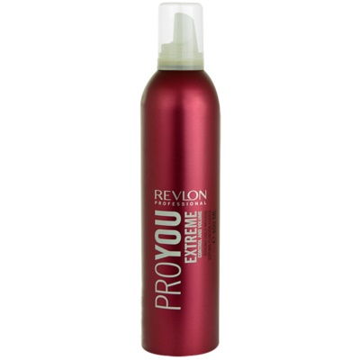 Revlon Professional Pro You Extreme Styling Mousse  Sterke Fixatie