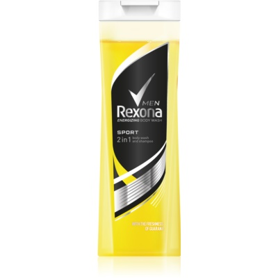 Rexona Sport Shower Gel And Shampoo 2 In 1