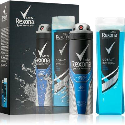 Rexona Cobalt coffret I.