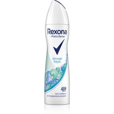 Rexona Dry & Fresh Shower Clean Antitranspirant-Spray 48 Std.