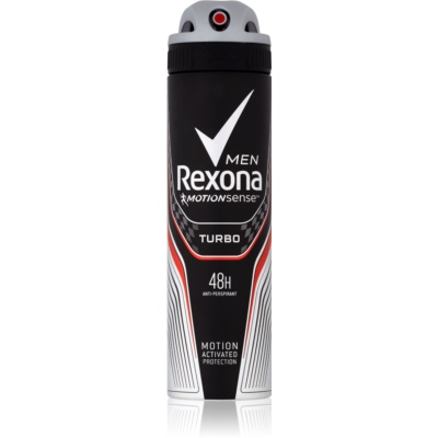 Rexona Adrenaline Turbo Antiperspirant Spray 48h