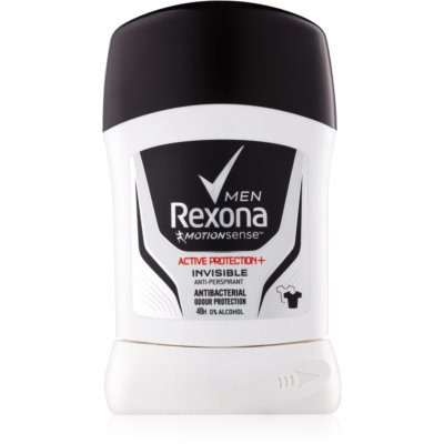 Rexona Active Protection+ Invisible Antiperspirant Stick for Men