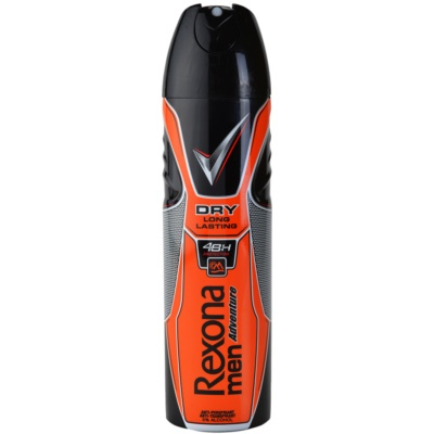 Rexona Dry Adventure Antiperspirant Spray