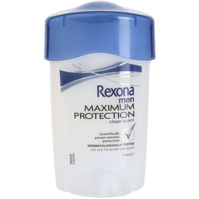 Rexona Maximum Protection Clean Scent antitranspirante cremoso