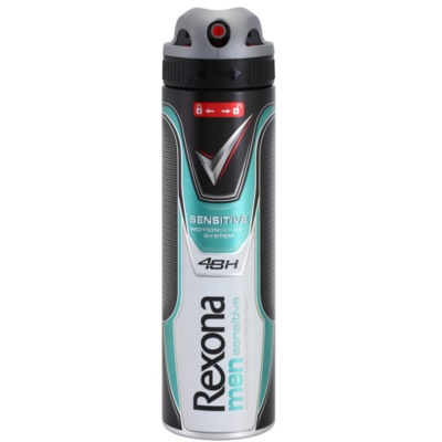 Rexona Sensitive spray anti-transpirant 48h