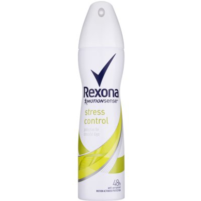 Rexona Dry & Fresh Stress Control spray anti-transpirant 48h