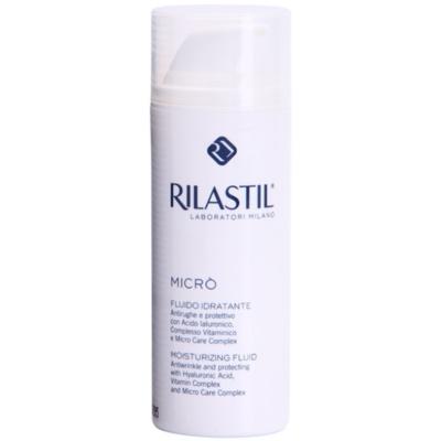 fluid nawilżający przeciw pierwszym oznakom starzenia skóry