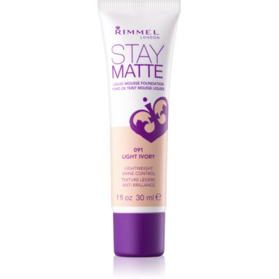 Rimmel Stay Matte Schuim Make-up
