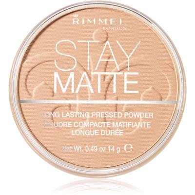 Rimmel Stay Matte Powder