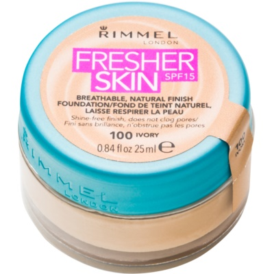 Rimmel Fresher Skin ultra lehký make-up SPF 15