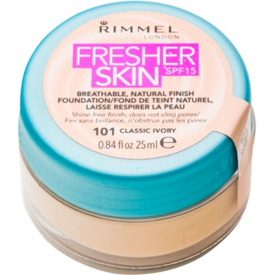 Rimmel Fresher Skin Ultra Lightweight Foundation SPF 15