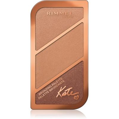 bronz paleta