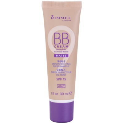 Rimmel Matte BB Cream 9 in 1