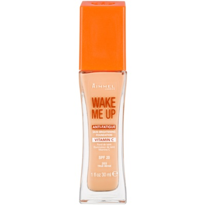 rozjasňujúci tekutý make-up SPF 20