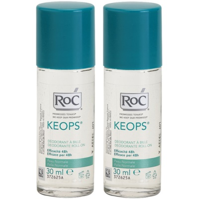RoC Keops déodorant roll-on