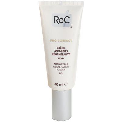crema regeneradora antiarrugas