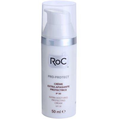 RoC Pro-Protect intensive beruhigende und schützende Creme SPF 50