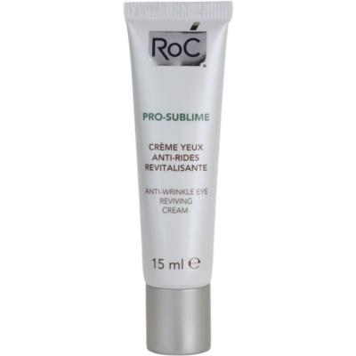 RoC Pro-Sublime crema de ochi antirid