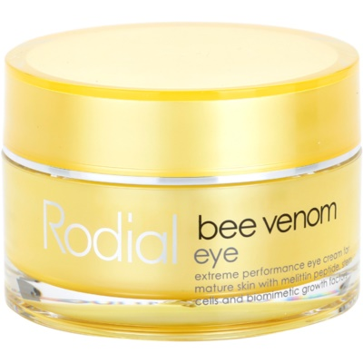 crema para contorno de ojos con veneno de abejas