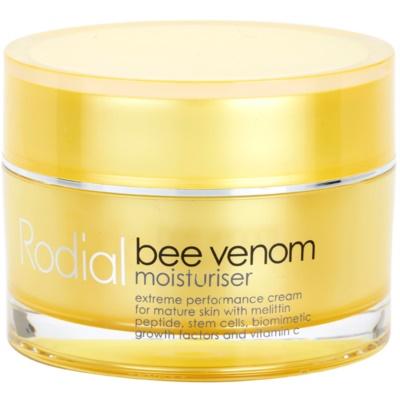 feuchtigkeitsspendende Gesichtscreme mit Bienengift