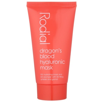 Intensely Filling and Moisturising Gel Mask For Face