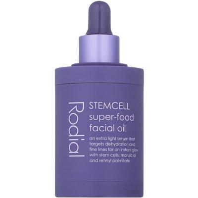 aceite facial suave para pieles deshidratadas