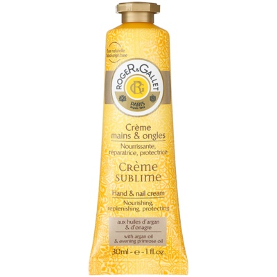 Roger & Gallet Bois d'Orange Sublime Hand & Nail Cream