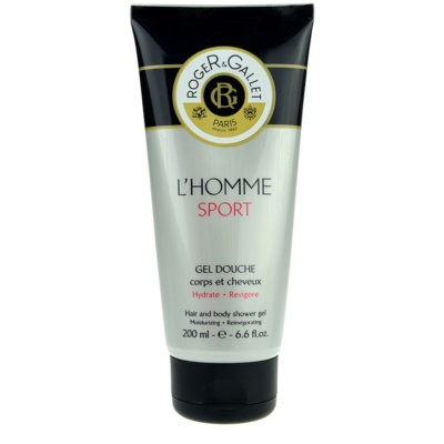 Roger & Gallet L'Homme Sport Shower Gel And Shampoo 2 In 1