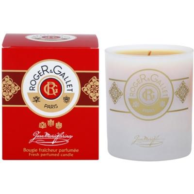 Roger & Gallet Jean-Marie Farina candela profumata