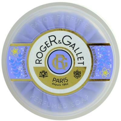 Roger & Gallet Lavande Royale Soap