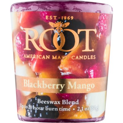 Root Candles Blackberry Mango вотивна свічка