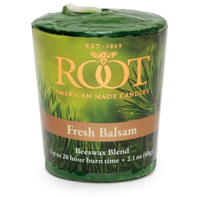 Root Candles Fresh Balsam lumânare votiv