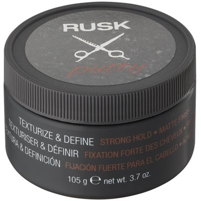 silně tužící hlína pro všechny typy vlasů