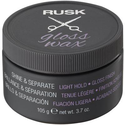vosk na vlasy slabě tužící