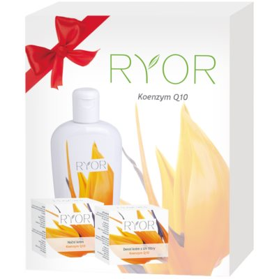 RYOR Koenzym Q10 kozmetični set I.