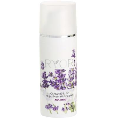 crema protectora para pieles problemáticas