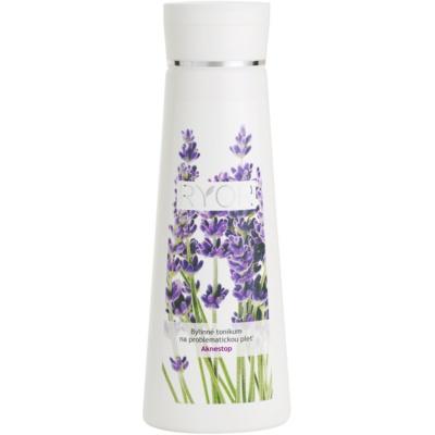 tónico herbal para pieles problemáticas