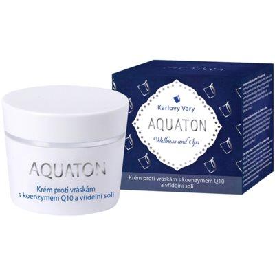 crema antiarrugas con coenzima Q10
