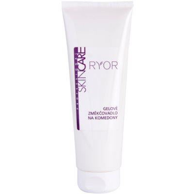RYOR Skin Care gélové zmäkčovadlo na komedóny