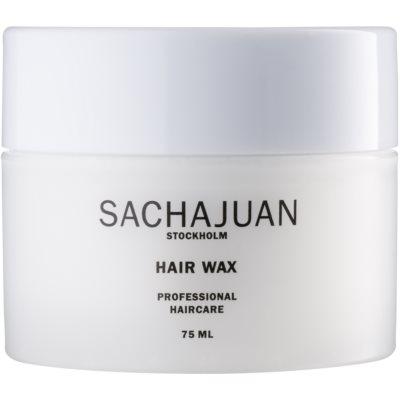 wosk modelujący do włosów