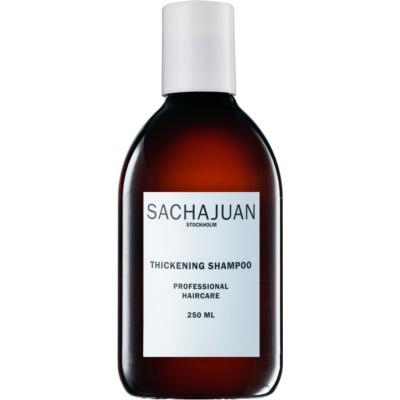 šampon za zgostitev