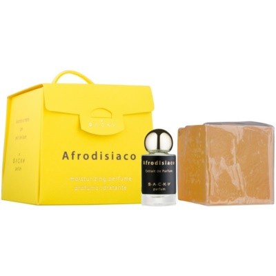 hydratační parfém unisex 150 g  + parfémový extrakt 5 ml
