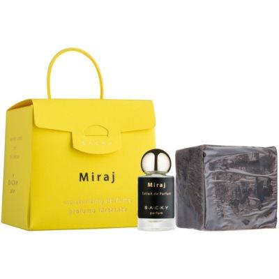 hydratačný parfém unisex 150 g  + parfémový extrakt 5 ml