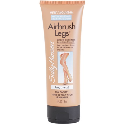 Sally Hansen Airbrush Legs crema con color para pies