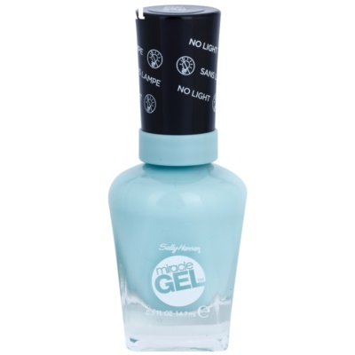 Sally Hansen Miracle Gel™ Gel Nail Varnish without UV/LED Sealing