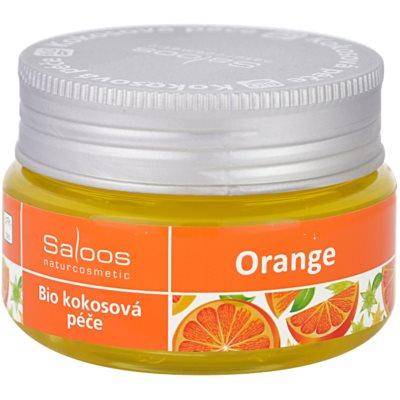 Bio Kokospflege Orange