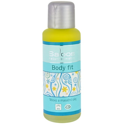 Saloos Bio Body and Massage Oils