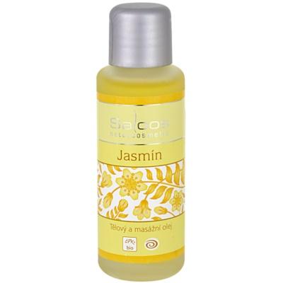 tělový a masážní olej Jasmín