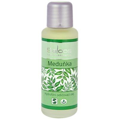 odličovací olej Meduňka