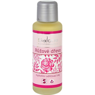 Saloos Make-up Removal Oil huile démaquillante Bois de rose